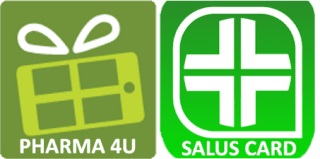 app pharma 4u e salus card