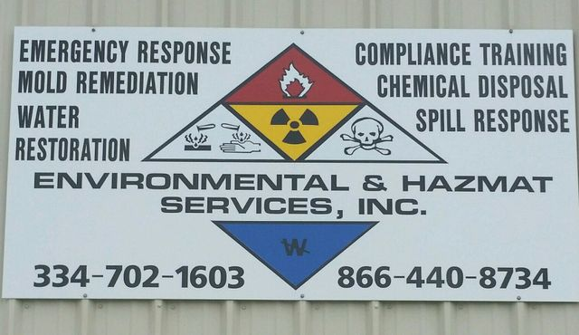 Health, safety and environmental compliance training taking place in Dothan, AL