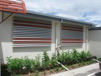 shutters on house