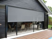 outdoor area with sunmaster awning
