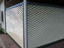 aluminium lattice