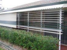 opened montrose awning