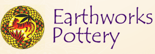 earthworks pottery company logo