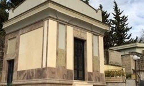 Arte funebre in marmo
