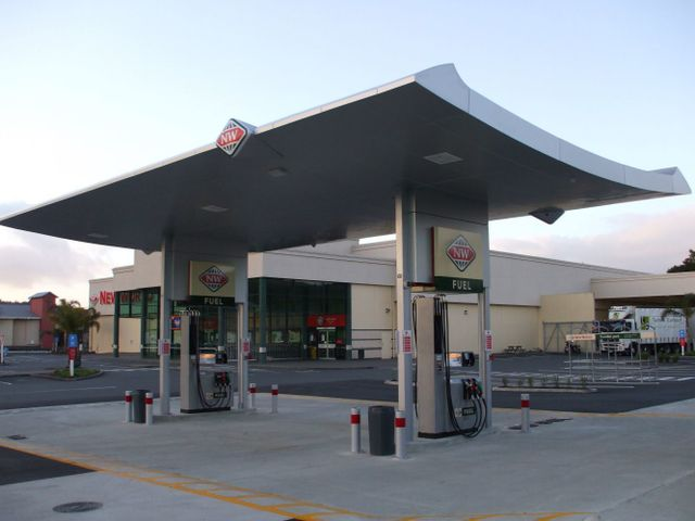 Petrol services in New Zealand