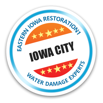 Iowa City, IA Water Damage Restoration Service, Fire Damage