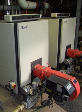 Gas boilers  - Kings Langley, Hertfordshire  - C & S Instrument Services - Boiler