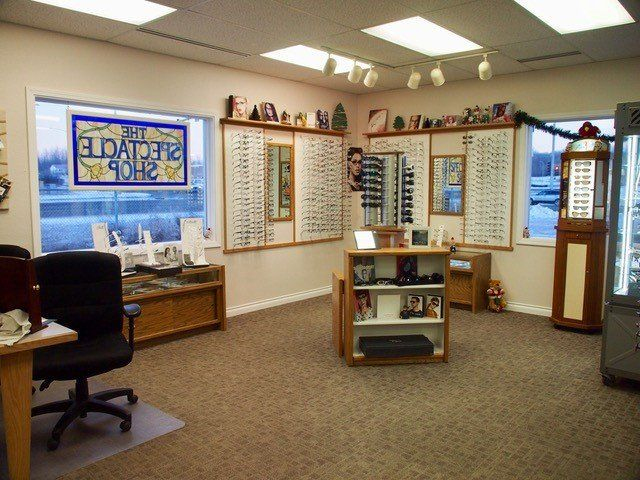 Variety of eye glasses available