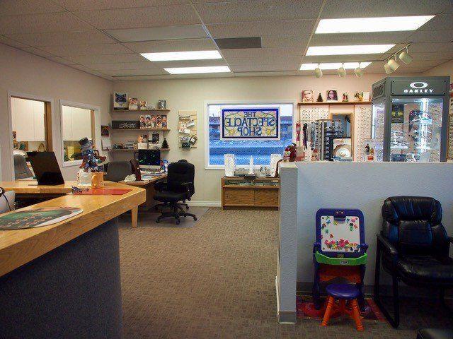 Bancroft Edward interrior office