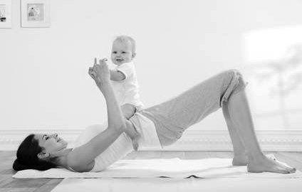 Pilates Kurse Pilateskurse Mama Baby Workout nach Geburt Fitness Sport Wörthsee Starnberg