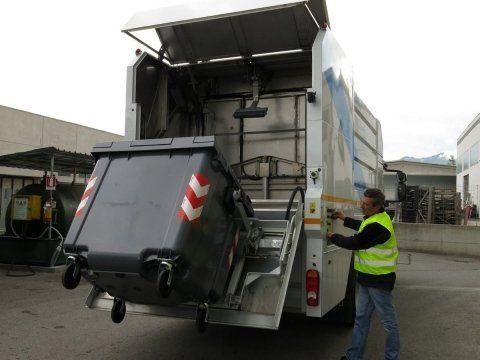 ritiro rifiuti