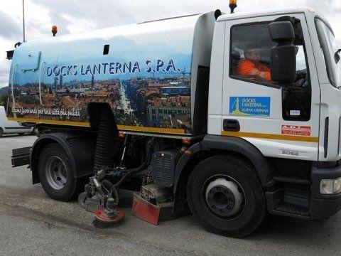 pulizia strade