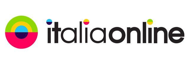 un'immagine con il logo ItaliaOnline