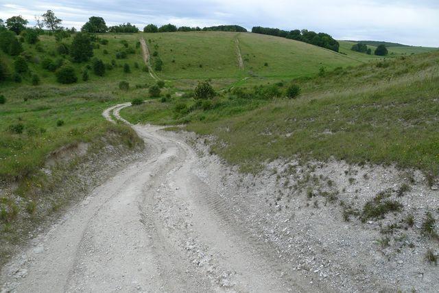 Valley near Imber