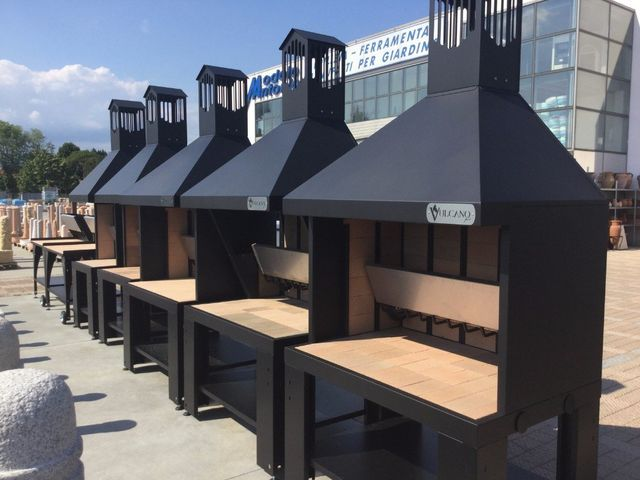 Barbecue fontanelle tv modolo antonio edilizia
