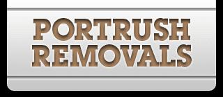 PORTRUSH REMOVALS logo