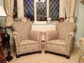 Furniture cleaning - Blurton - Cheshire Furniture Solutions Ltd - Chair