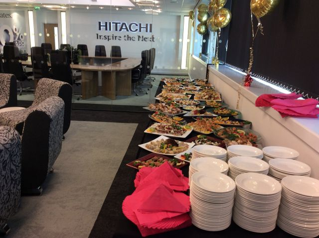 an event by HITACHI