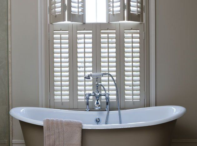 Tailor-made shutter blind systems