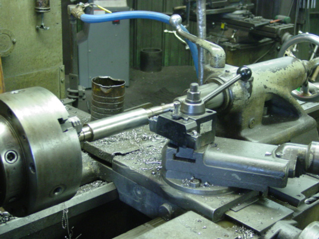 Hydraulic Machine Shop | HyVal Industries, Incorporated
