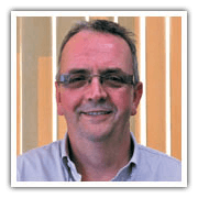 Image showing Simon Hurditch at Simcol Communications in Newport, Wales