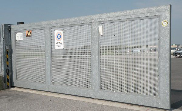 Cancello motorizzato a Codevigo