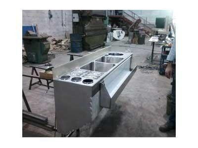 Vendita lavelli acciaio inox su misura - Treviolo Bergamo - BIZETA INOX