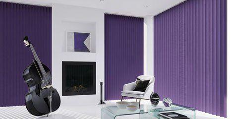 purple colour blinds