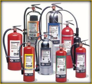 Fire Extinguisher Sales | Port Allen, LA | Fire Tech