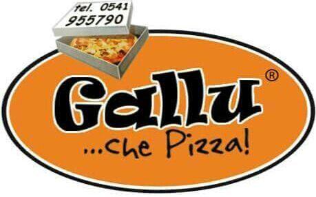 GALLU CHE PIZZA - LOGO