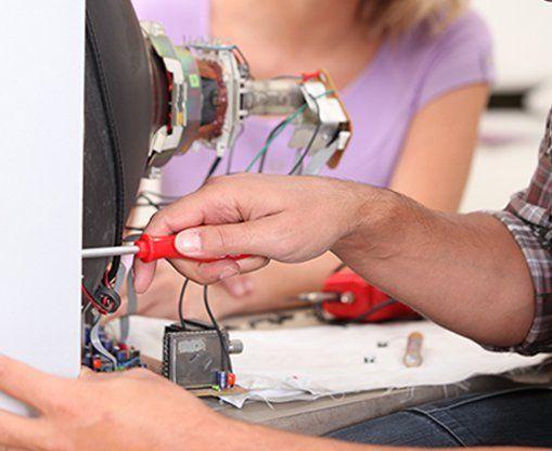 Riparazione elettrodomestici a Riccione