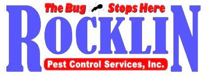 Exterminator, Roseville, CA Logo Image - Rocklin Pest Control