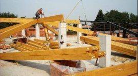 Lavori di coperture tetti legno