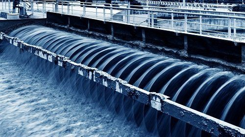 impianto per il trattamento e la depurazione delle acque
