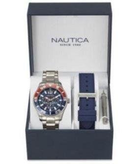cofanetto regalo orologio della collezione Nautica