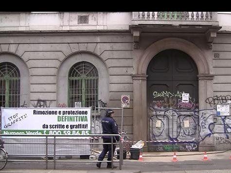 Sos Graffiti Milano Cleaning Day