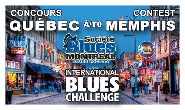 Montreal Blues Society IBC