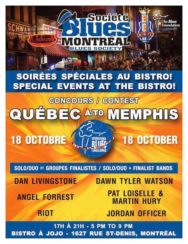 Montreal Blues Society