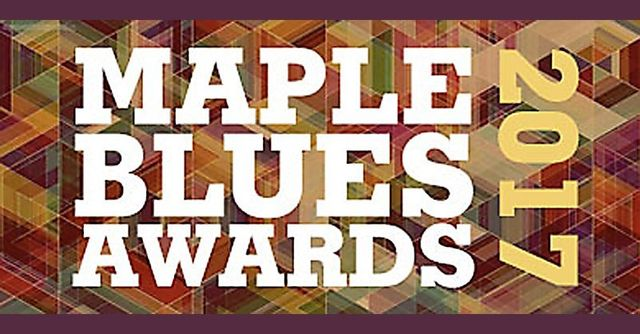 Maple Blues Awards 2017