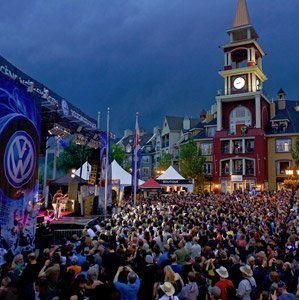 Festival International de Blues de Tremblant