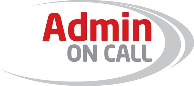 admin on call logo