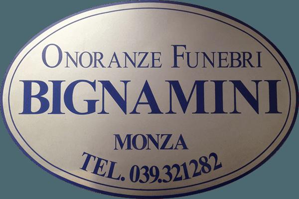 Onoranze Funebri Bignamini  - Logo