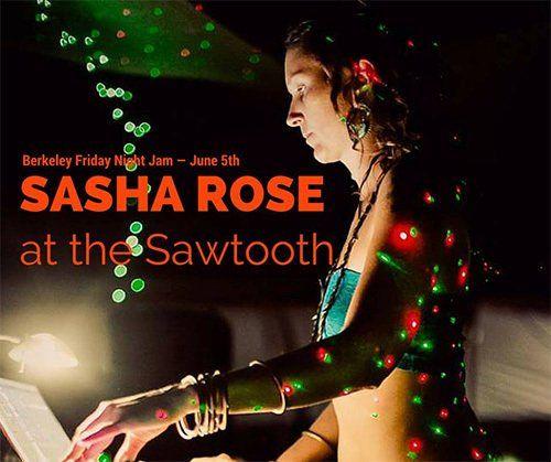 sasha rose plays opening night
