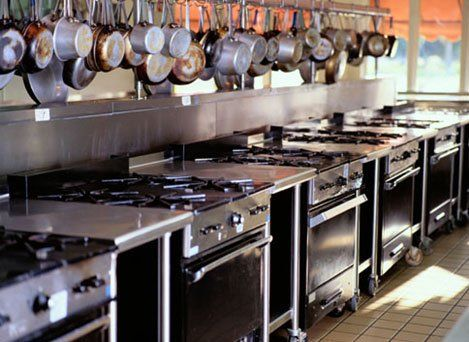 Commercial Kitchen Equipment Service Los Angeles