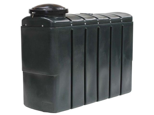 Plastic single skin tanks