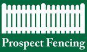 Prospect Fencing logo