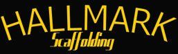 Hallmark Scaffolding logo