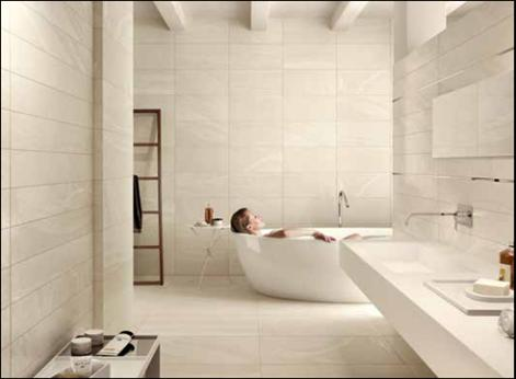 Interior view of the bathroom in Sheffield