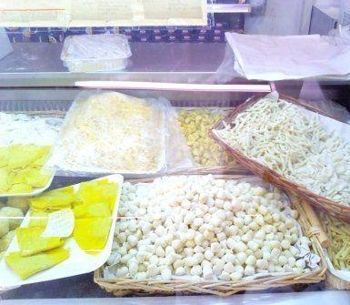 pasta fresca, gnocchi, pasta fatta in casa