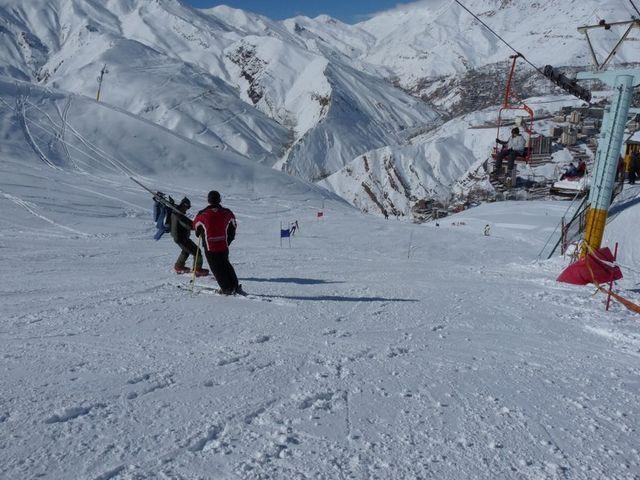 Shemshak Ski Resort , iran ski tour , iran sport tour